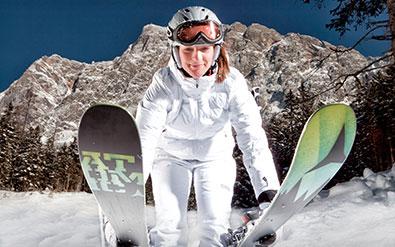 Ski und more