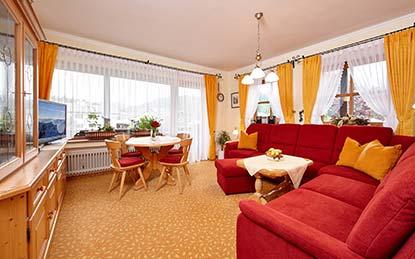 Komfort- und Familienzimmer
